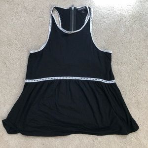Express Baby Doll Top